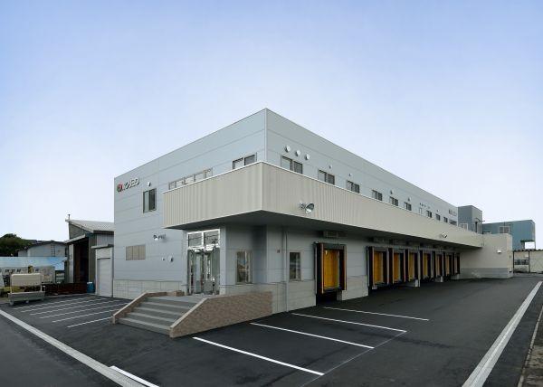 札幌支店の竣工について