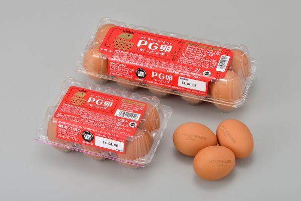 「PG卵のコクのヒミツ」を公開しました